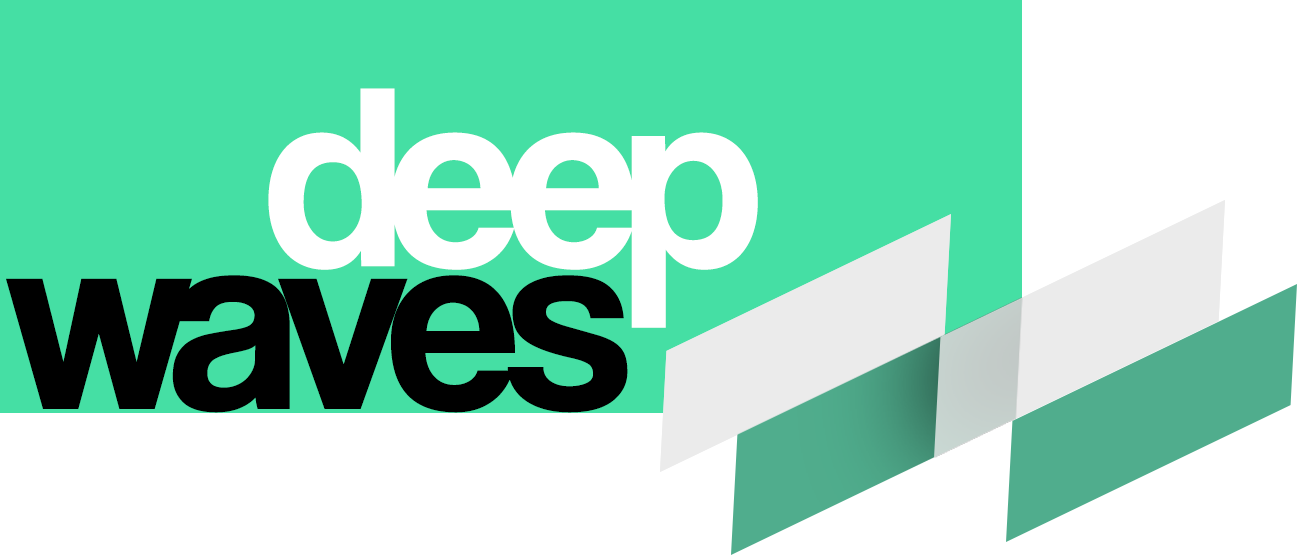 Deep Waves Logo